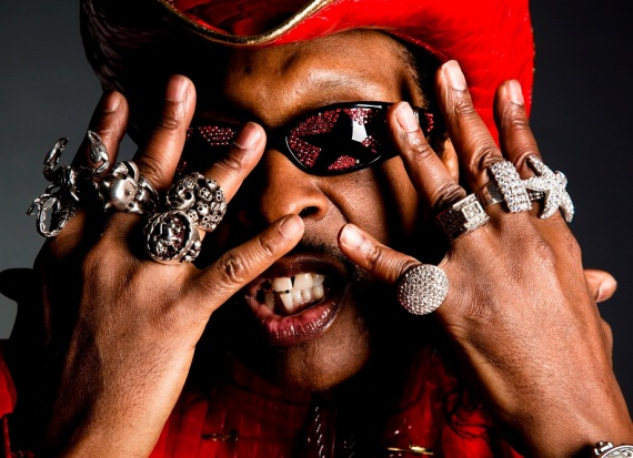 Bootsy Collins, William, Collins, American Musician