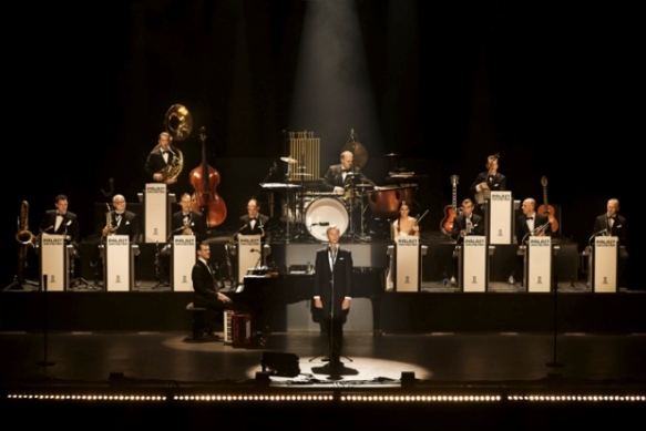 Max Raabe and Palast Orchester in Berlin 2014