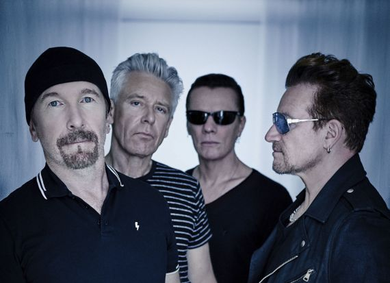 U2, Band, Photocredit: Sam Jones